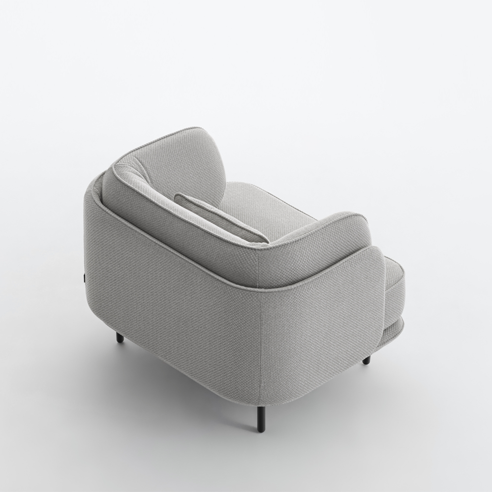 NUMERAL armchair
